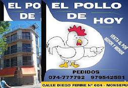 MODELO: PROYECTO 2011 -_- EL POLLO DE HOY. CALLE DIEGO FERRE 604 MONSEFU