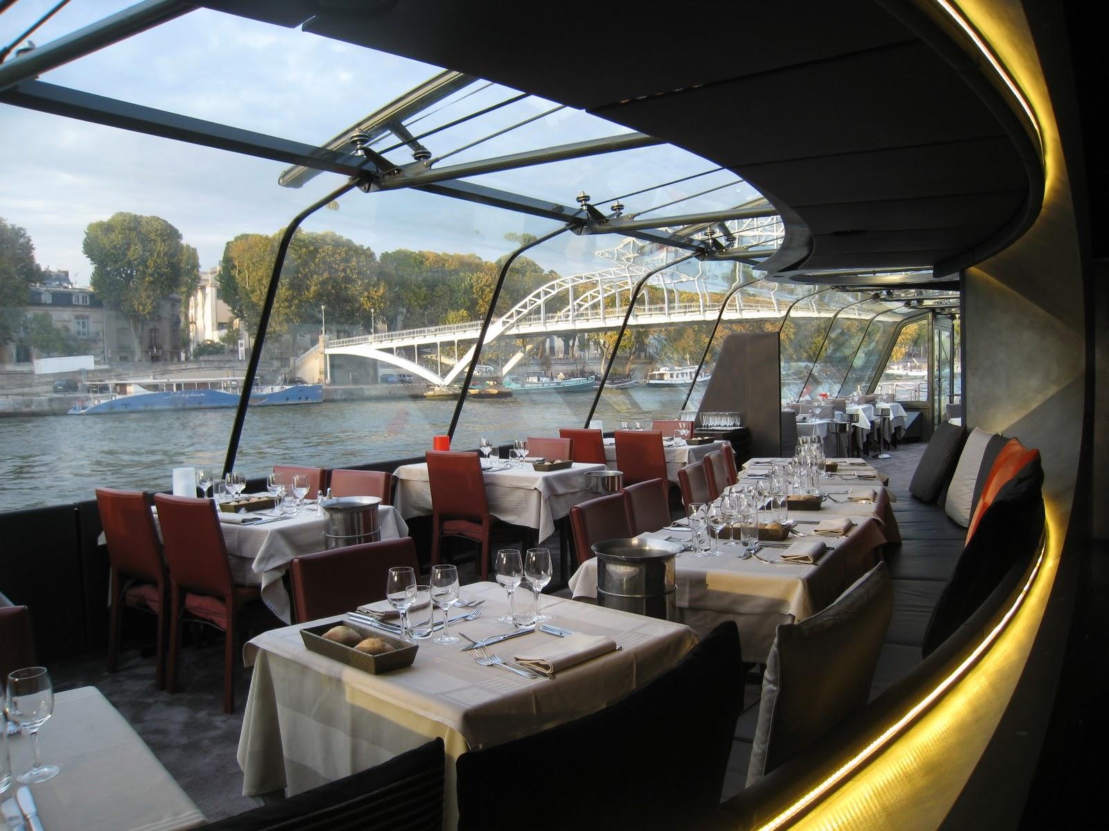B teau restaurant emmanuelle lego architecte d - Bateaux parisiens port de la bourdonnais horaires ...