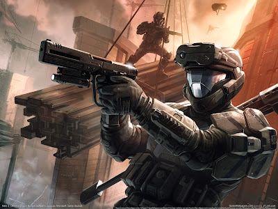 halo odst wallpaper. Wallpapers Halo 3 ODST