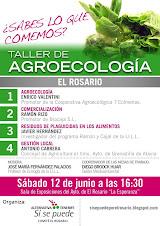 Taller de agroecologia organizado por Alternativa Si se puede El Rosario.