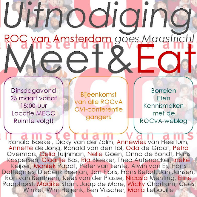 Meet & Eat, zaal 2.7 MEUSE