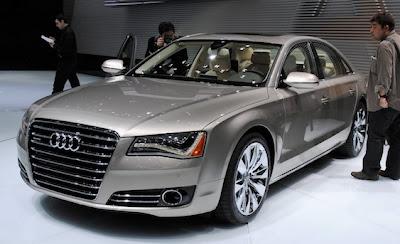 2010+Audi+8+hybrid