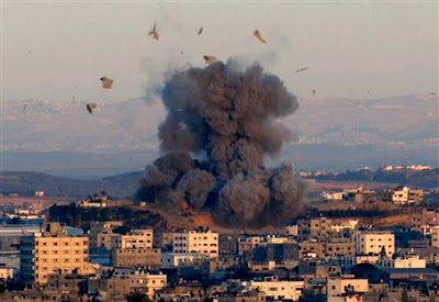Exclusive-video-live-Israel-attack-on-Gaza