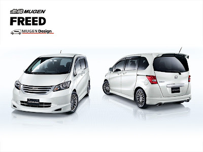 New-Honda-freed-Wallpaper