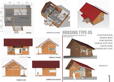 gambar arsitektur rumah on ... konstruksi dan arsitektur rumah tahan gempa : Mas Mintos News