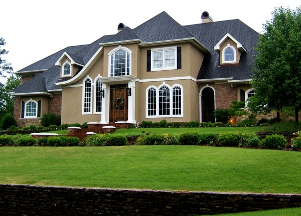 Cord Design Associates Inc Offers A Broad Spectrum Of Looks From Simple European Style Cottages Stucco House Plans Elegant