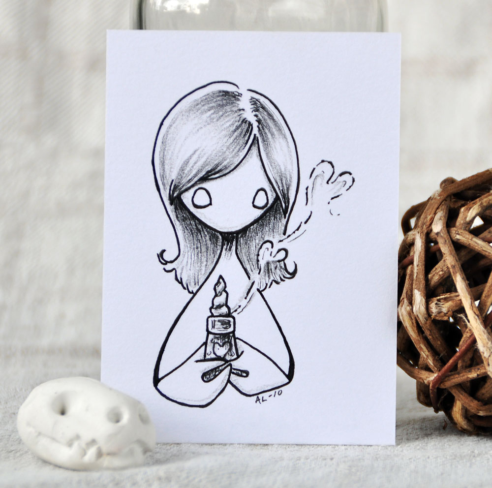 Love Potion, Original ACEO