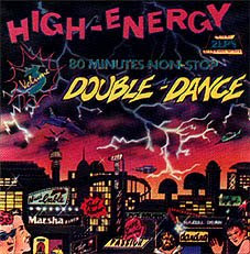 High Energy Double Dance - Volume.3 (2LP Set) 1984 80 Minutes Non-Stop mix