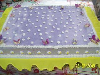 Nanda bolos bolo decorado c chantilly e borboletas bolo decorado c chantilly e borboletas altavistaventures Image collections