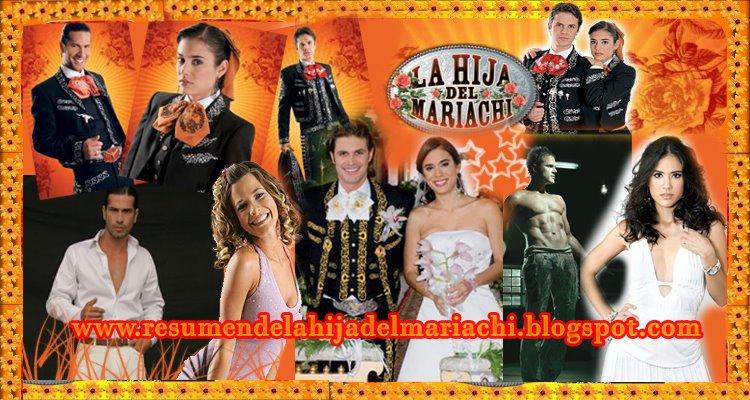 Resumen De La Hija Del Mariachi