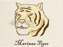 En snäller tiger av Marina