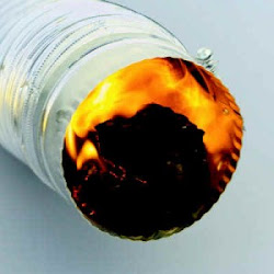 Is there a Fire in Your Dryer Vent?