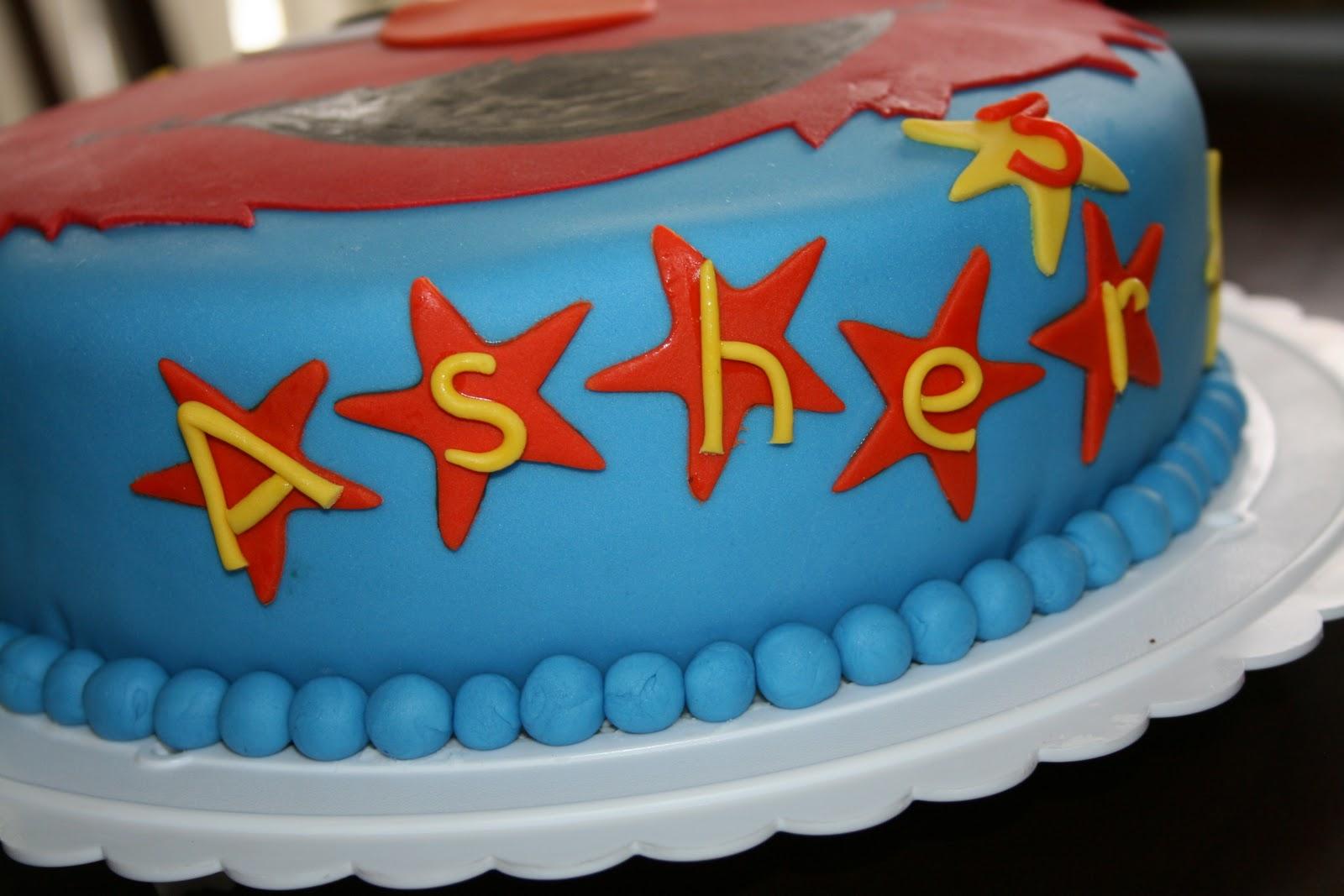 Stephanie Mae Happy Birthday To Asher