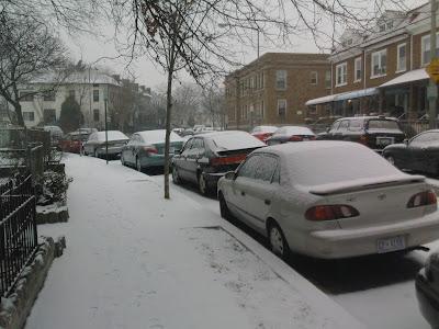 Yeah! Snow!!