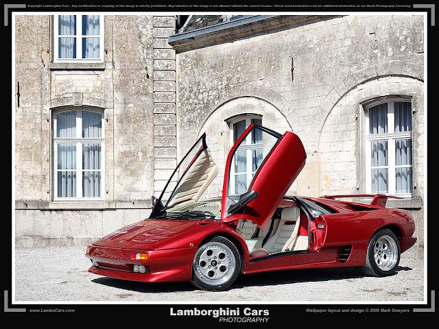 Muchos wallpapers Lamborghini (Alta definición)