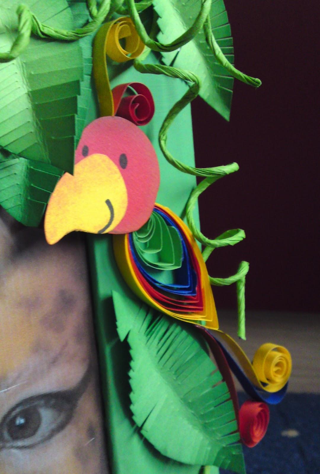 Crafts by Mirka: Quilling Bilderrahmen für Hobbymade Köpenick