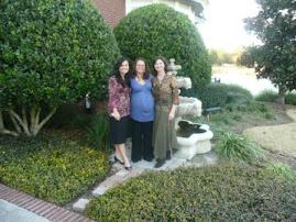 Me, Lisa and Kat (Joey's sister)