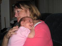 Savannah with Grandma Linda