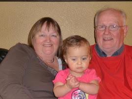 Grandpa Roger and Grandma Linda