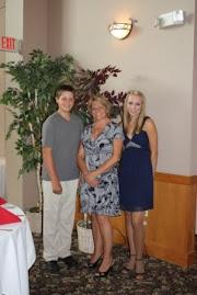Cindy, Nick and Stacie