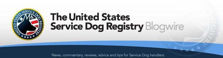 Blogwire | United States Service Dog Registry