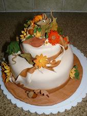 Fall Festival 2009 cake