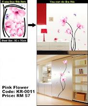 Pink Flower (KR-0011)