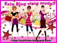 Este Blog virou moda!!!