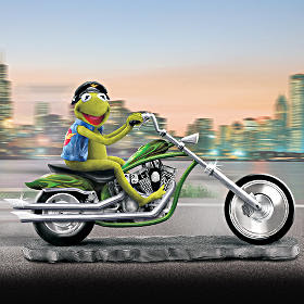 El juego de las Gavias - Página 25 Kermit+on+bike