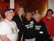 Tanja and Cindy Sheehan