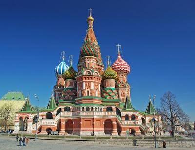 Ketika Orang Rusia Pergi Haji