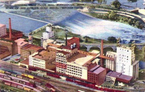 General Mills Tours Minneapolis