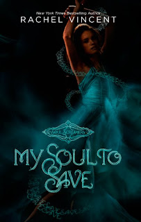 New Cover Art: My Soul To Save by Rachel Vincent