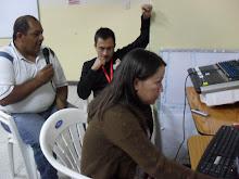 Transmisor itinerante de la RAJULi Radio Juventud Libre prende la voz de la Sierra
