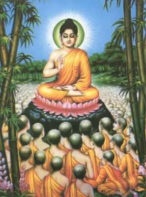 หลักธรรมทางพระพุทธศาสนา