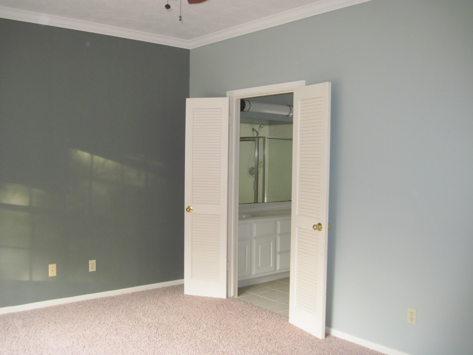 and then there was home master bedroom nursery combo