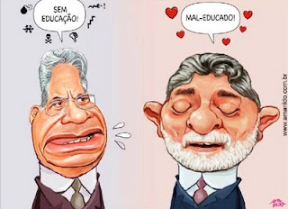 FHC vs Lula