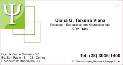 Cartão do consultorio