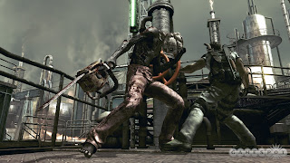 Capcom Resident Evil 5 PS3 Xbox 360 Demo