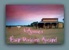 THE FAIR DINKEN AWARD