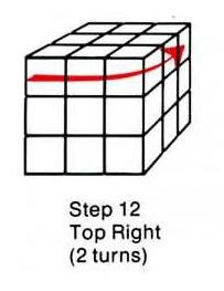 Rubix Cube Solution Part 5 Position And