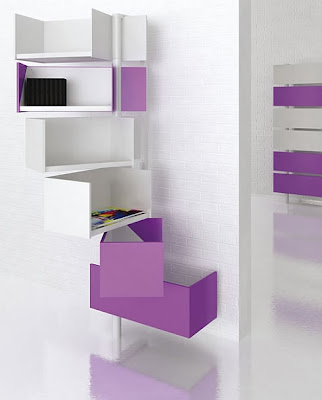 Modern furniture designed by Stefano Bettio