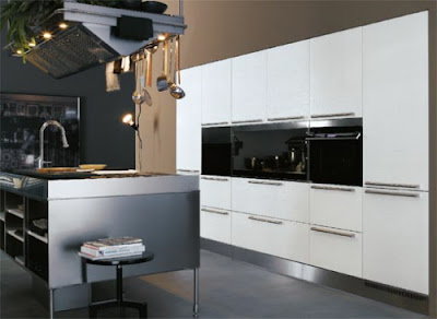 Italian modern kitchen designed by Antonio Citterio2