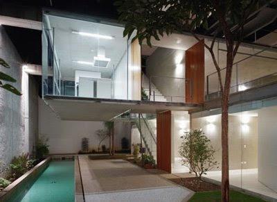 Carapicuiba House in Brazil