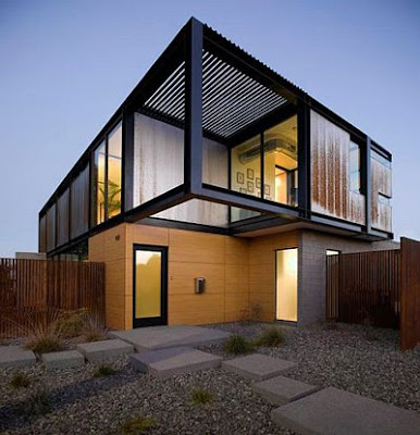 Home Design Modern House In Tempe Arizona