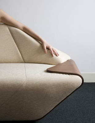The Hexagonal Sofa