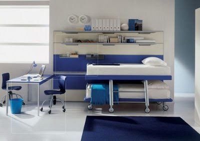 Contemporary Kids Bedroom Design