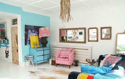 Eclectic Style Decorating & Interior Design