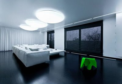 Bucharest Scenography Apartment Design