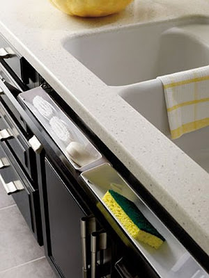 Sleek Storage Systems From Thomasville Cabinetry